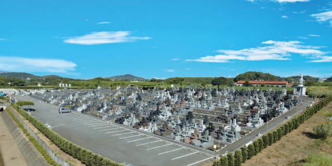 益城墓園(東熊本御廟)