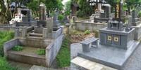 規格外のお墓