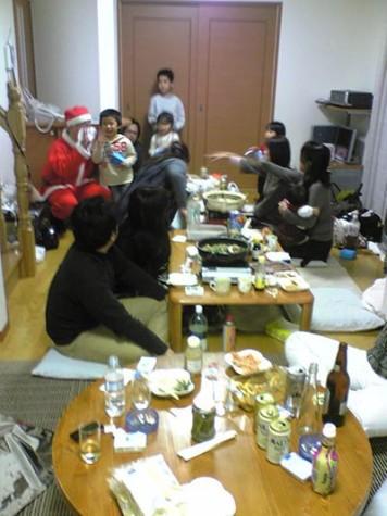クリスマス・・・