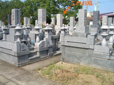 お墓の引越し