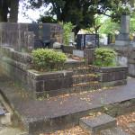 KI家墓石リフォーム工事終了しました。