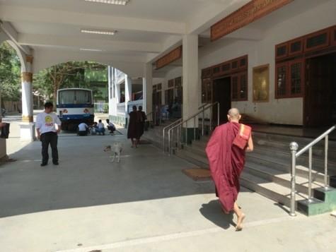 ミャンマーは仏教の国