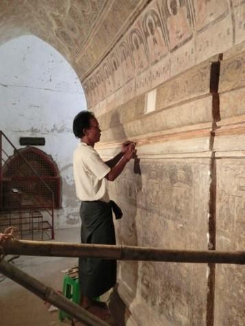 石造物修復