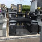 益城町 タケノコのお墓