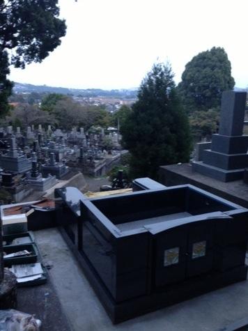 熊本市花園墓地