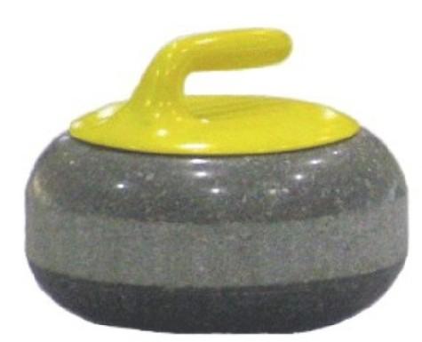 カーリングの石