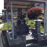 鹿児島の友人のお墓参り