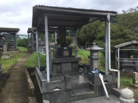 友人のお墓参りに鹿児島へ