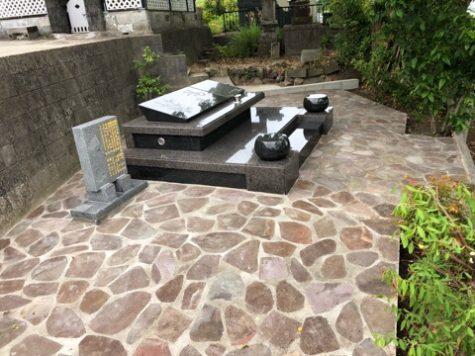 超洋型デザイン墓石