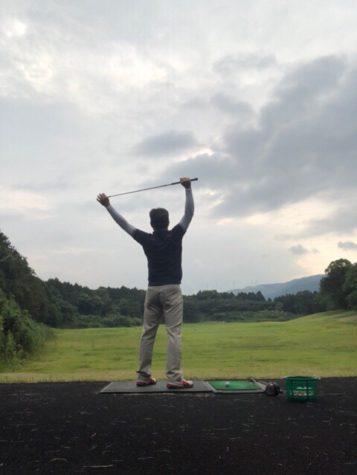久しぶりゴルフ