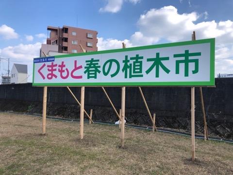 期間限定!植木市営業所OPEN