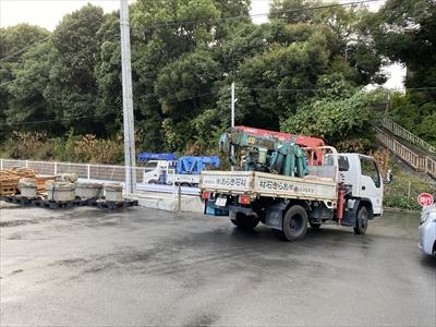 熊本豪雨の被害を修復してきました。