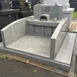 墓地見学(^^)