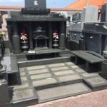 沖縄のお墓を見に