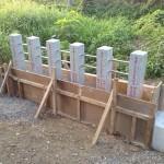 神社の玉垣