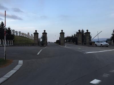 北海道のお墓見学