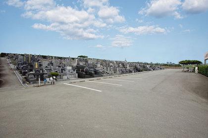 大駐車場(東熊本御廟)