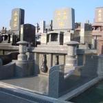 面白いお墓を建てました。