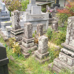 植木市 激安墓石