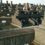 益城墓園 規格型暮石