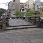長崎の石橋