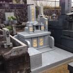 熊本市営 浦山墓地