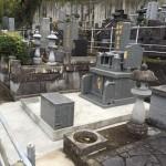 約1平米のお墓