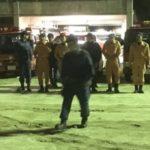 消防団の練習会
